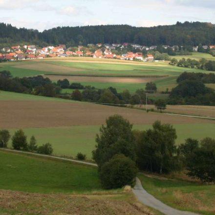 Umgebung von Tännesberg©Wildland-Stiftung Bayern