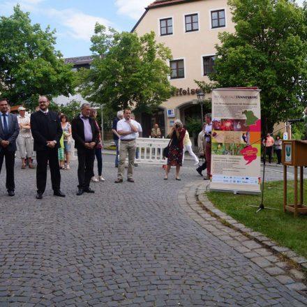 Festveranstaltung zur Verleihung des UN-Dekade-Preises