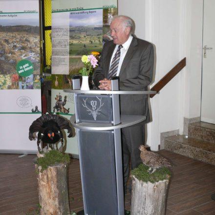 Dr. Günther Beckstein © Wildland-Stiftung Bayern