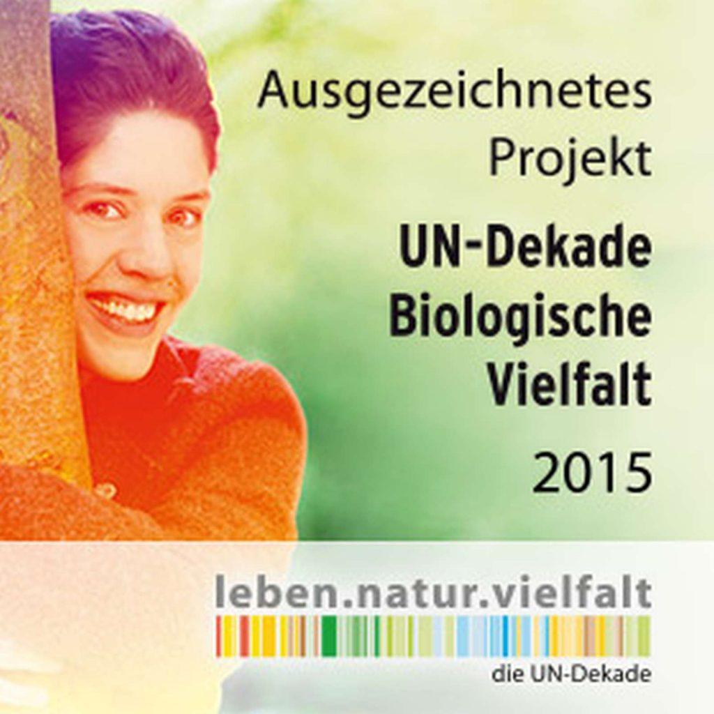 UN-Dekade-Banner