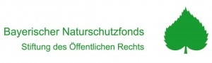 Logo Bayerischer Naturschutzfonds
