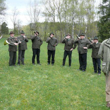 Bläser der Kreisgruppe Oberviechtach