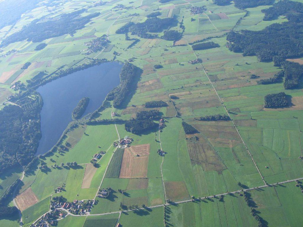 Haarmoos und Abtsdorfer See©S. Holzner
