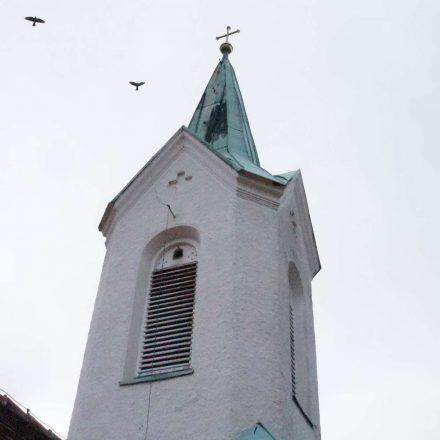 Evangelische Kirche Feldkirchen©Riedl/Wildland-Stiftung Bayern