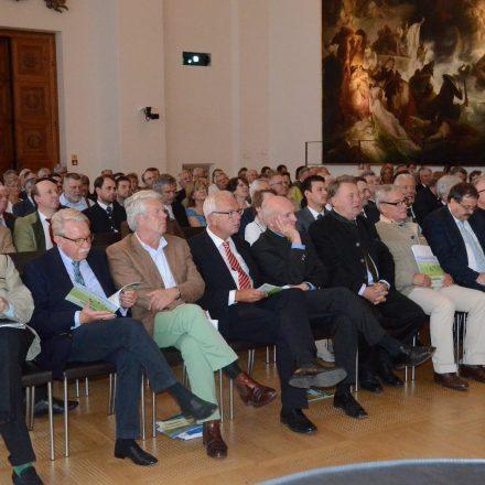 Festveranstaltung im Senatssaal des Bayerischen Landtags©Wildland-Stiftung Bayern