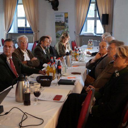 Sitzung des Kuratoriums der Wildland-Stiftung Bayern©BJV